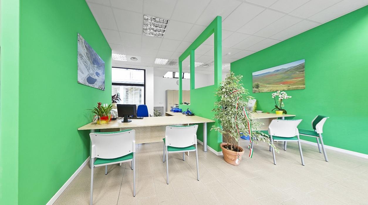 Arredamento uffici operativi e direzionali - riganelli