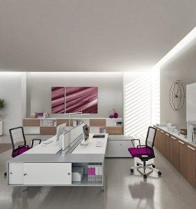 ENTITY-Postazione-di-lavoro-doppia-Riganelli-Uffici