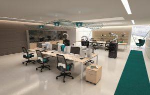 Gap-scrivania-multipostazione-di-design