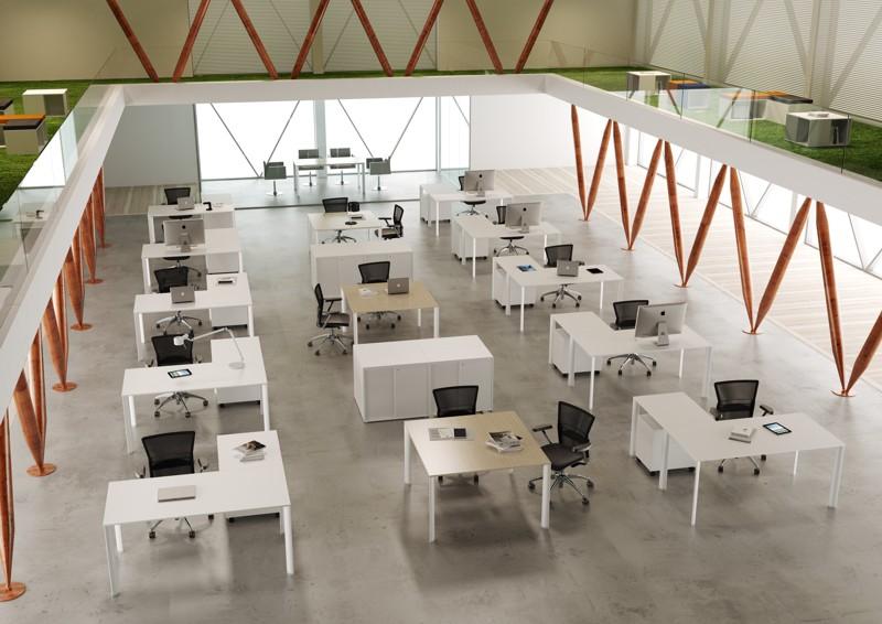 ONLINE3 scrivania per call centre