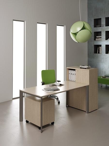 Online3-scrivania-operativa-con-cassettiera-riganelli