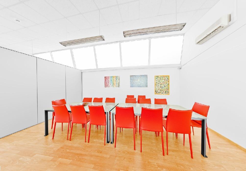Realizzazione uffici e sala riunione - riganelli