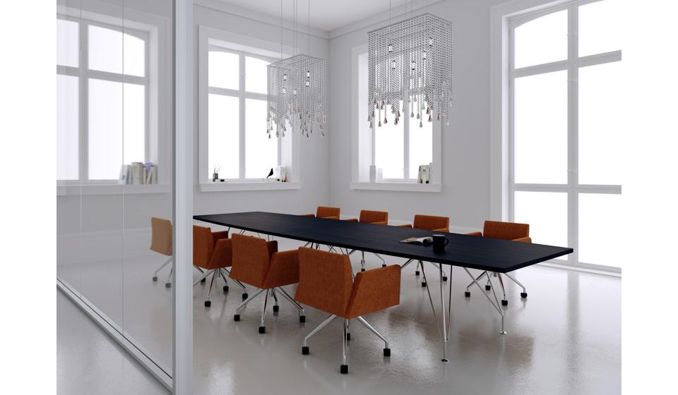 Tavolo riunioni Meeting modulare