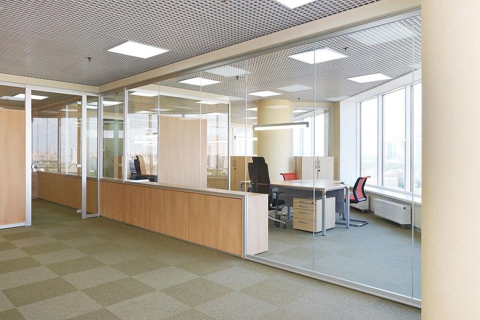 Unica-parete-divisoria-vetro-legno-Riganelli-Uffici-1