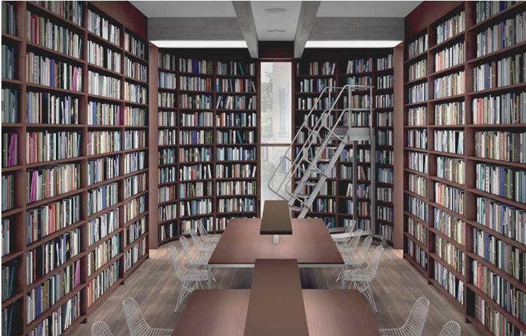 bengentile arredo librerie