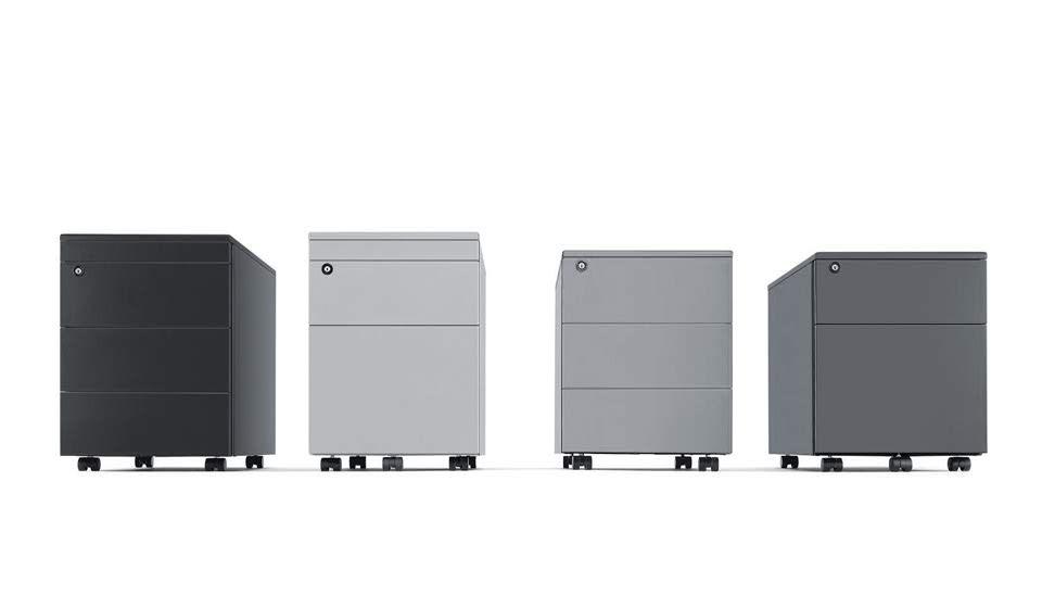 cassettiere metalliche e classificatori - riganelli