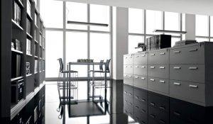 classificatori orizzontali tre cassetti per archivio ufficio - riganelli