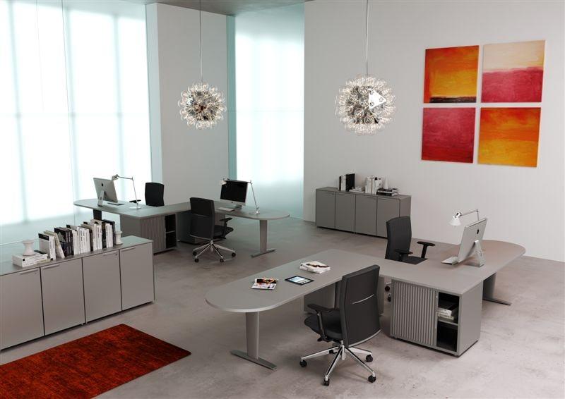 cora ufficio operativo in metallo - riganelli
