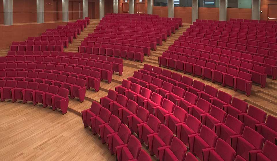 Convention poltrona auditorium conferenze teatro - riganelli