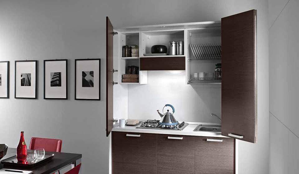 Cucina armadio monoblocco riganelli - Armadio cucina monoblocco ...