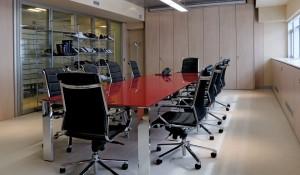 Minimax sala riunione con poltrone - riganelli