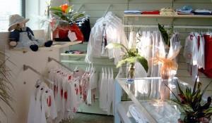 progettazione e realizzazione negozio abbigliamento bambini - riganelli
