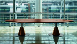 16gradi tavolo riunioni ovale - riganelli