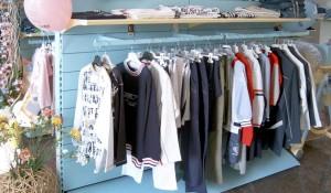 appenderia negozio abbigliamento bambini - riganelli