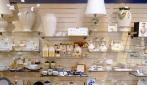 Realizzazione negozio articoli casalinghi - riganelli