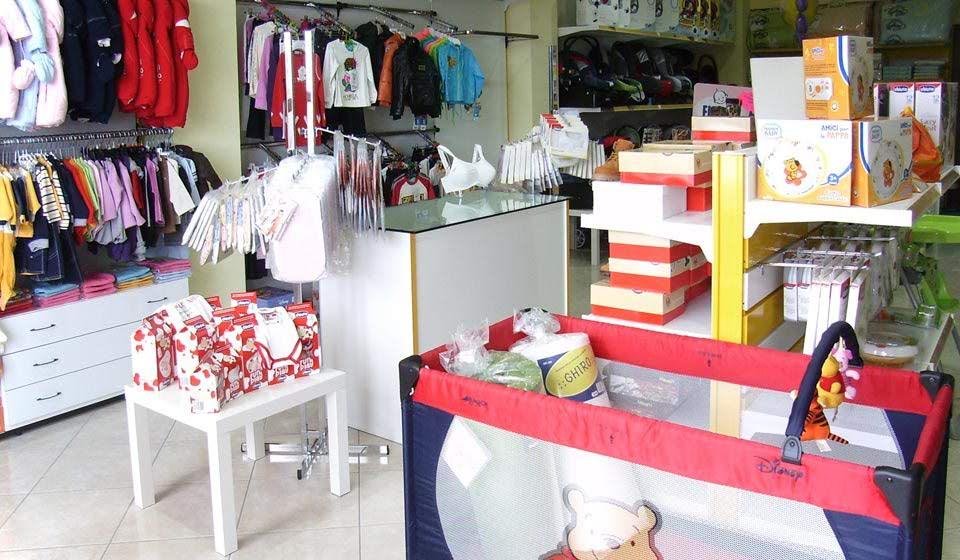 arredamento negozio bancone vendita - riganelli