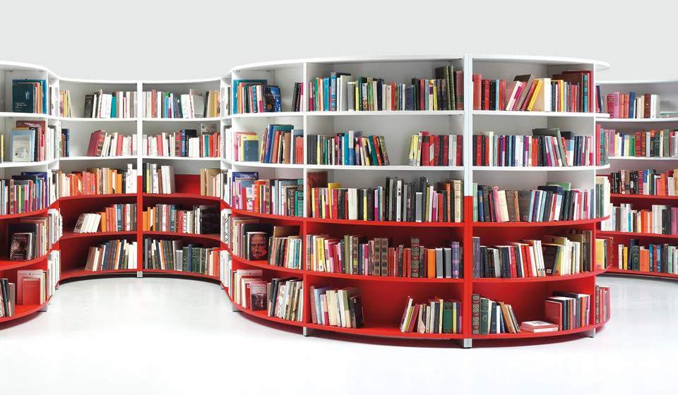 libreria bengentile design - riganelli