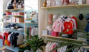 realizzazione arredo negozio per l'infanzia - riganelli
