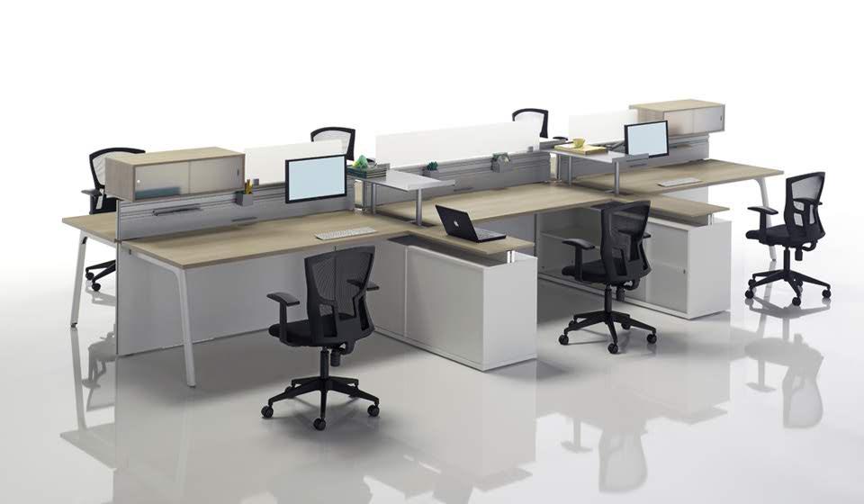OP sistema ufficio operativo multipostazione - riganelli