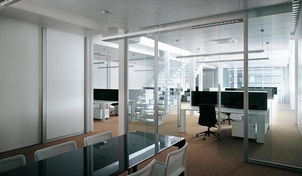 tavoli scrivanie per uffici e sala riunione - riganelli