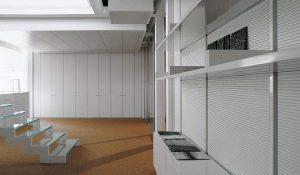 pareti attrezzate e divisorie unica - riganelli