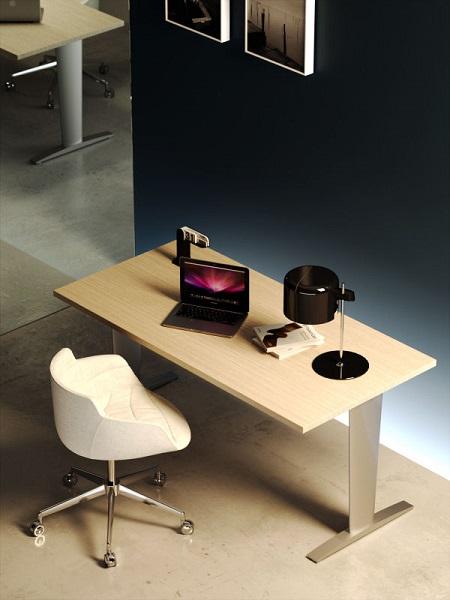 scrivania cora per la casa - riganelli
