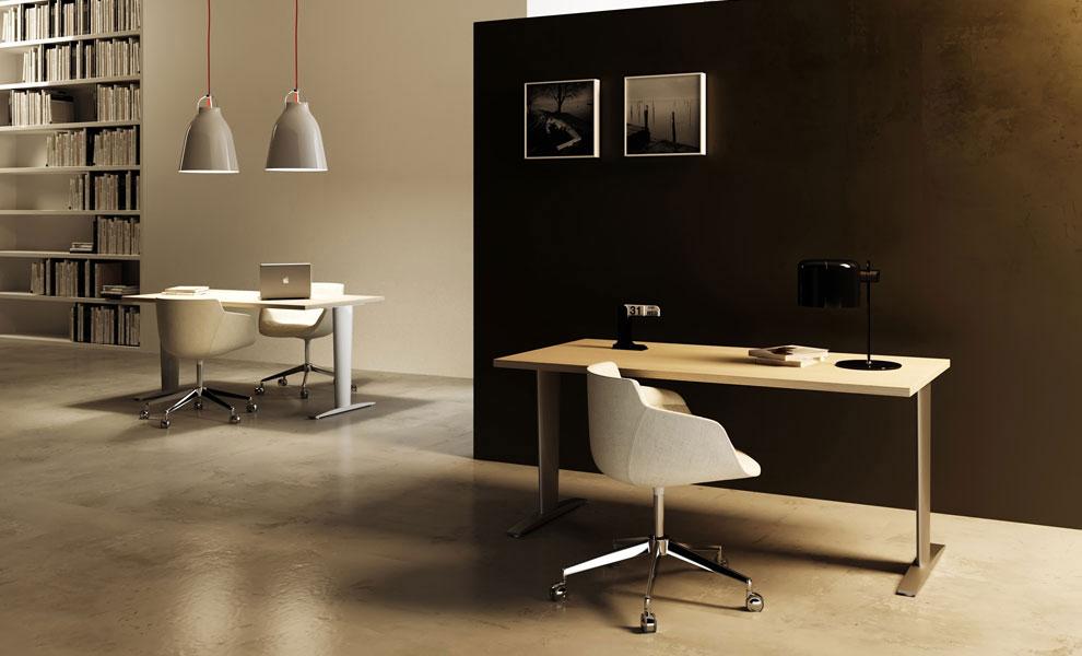 scrivania per l'ufficio operativo - riganelli