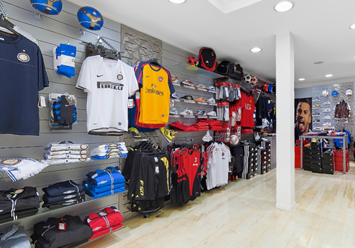 negozi di articoli sportivi