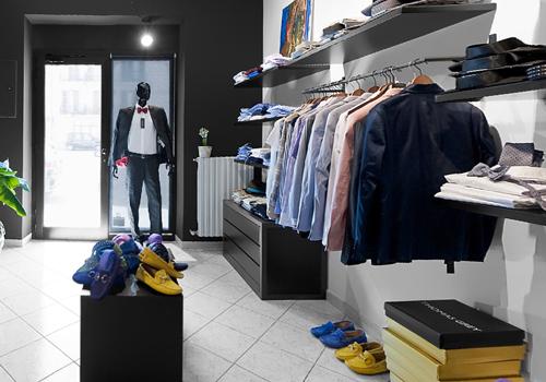 arredo negozi abbigliamento - riganelli