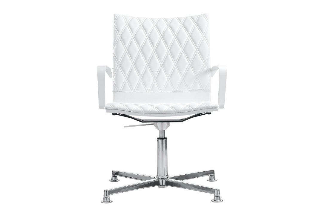 Kruna-seduta-ufficio-rivestimento-trapuntato-riganelli