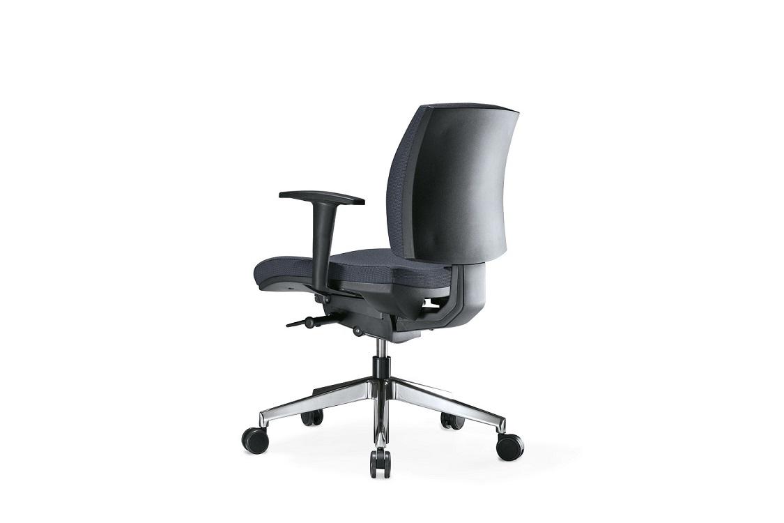 Kubika-sedia-ufficio-schienale-basso-riganelli