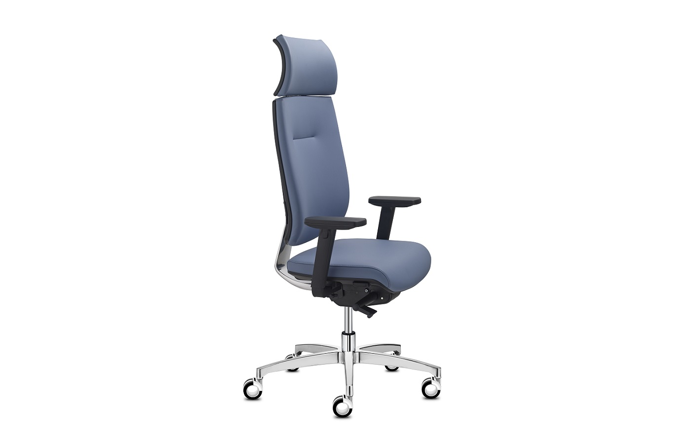 Fresh seduta direzionale ergonomica per ufficio - riganelli