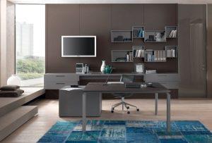 Anyware scrivania per ufficio a casa - riganelli