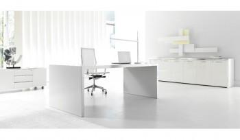 Wing Ivm ufficio direzionale con profilo metallico