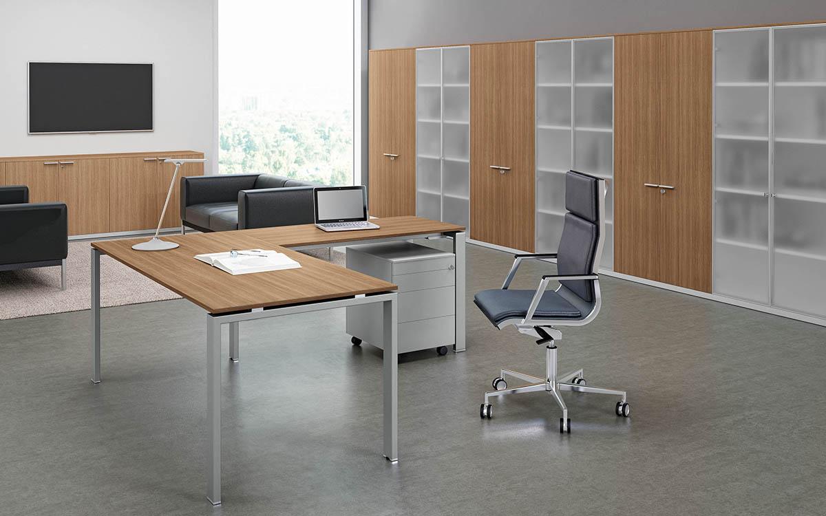 Glider scrivania operativa