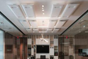 mistesco ceiling pannelli fonoassorbenti a soffitto - riganelli