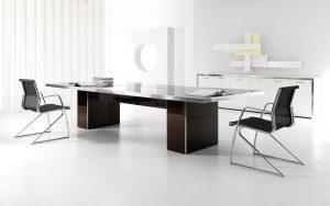 wing tavolo riunioni di design - riganelli