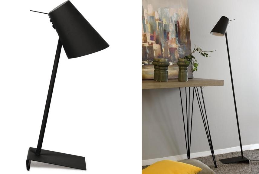 Cindy lampada da terra da tavolo design ufficio casa - Riganelli Arredamenti