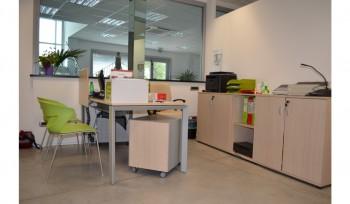 realizzazione arredo uffici operativi - riganelli