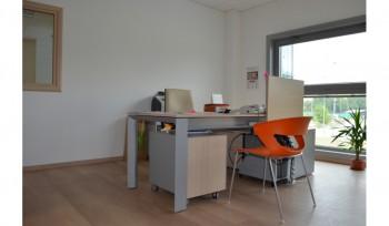 scrivania operativa e ricevimento ospiti - riganelli