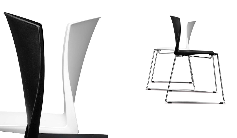 Vanity sedia attesa scocca in plastica 3