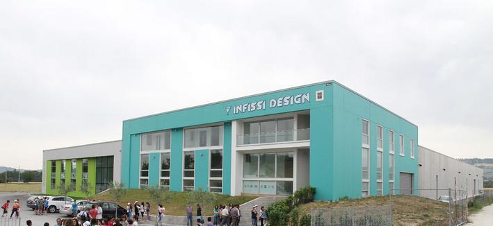 riganelli uffici arredamento infissi design