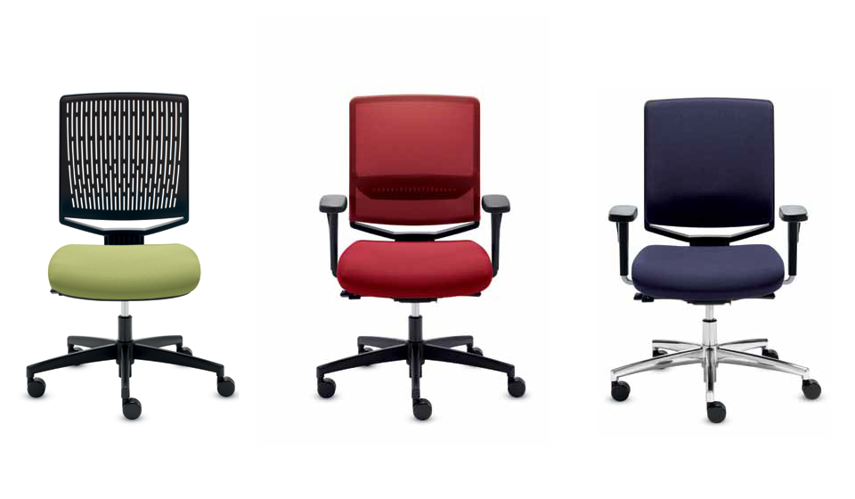 Sedie Da Ufficio Per Postura Corretta : My self sedia per ufficio operativa postura corretta per