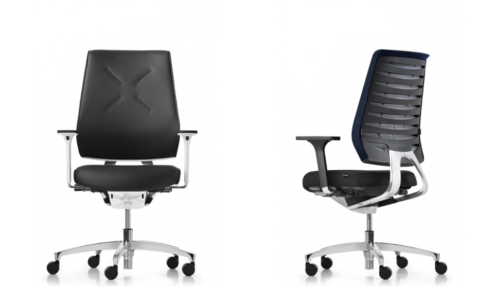 X-Code poltrona operativa ergonomica