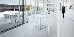 perillo sedia polipropilene locali conversazione - riganelli