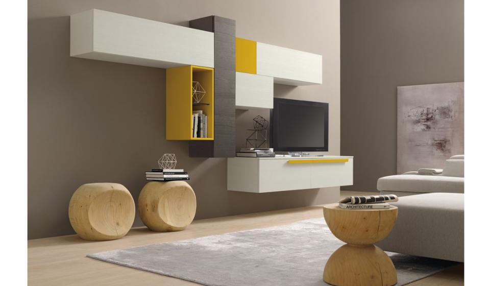 mobili colorati moderni cucine colorate moderne