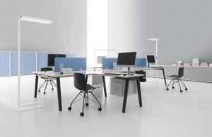 e-place scrivanie coworking operative - riganelli