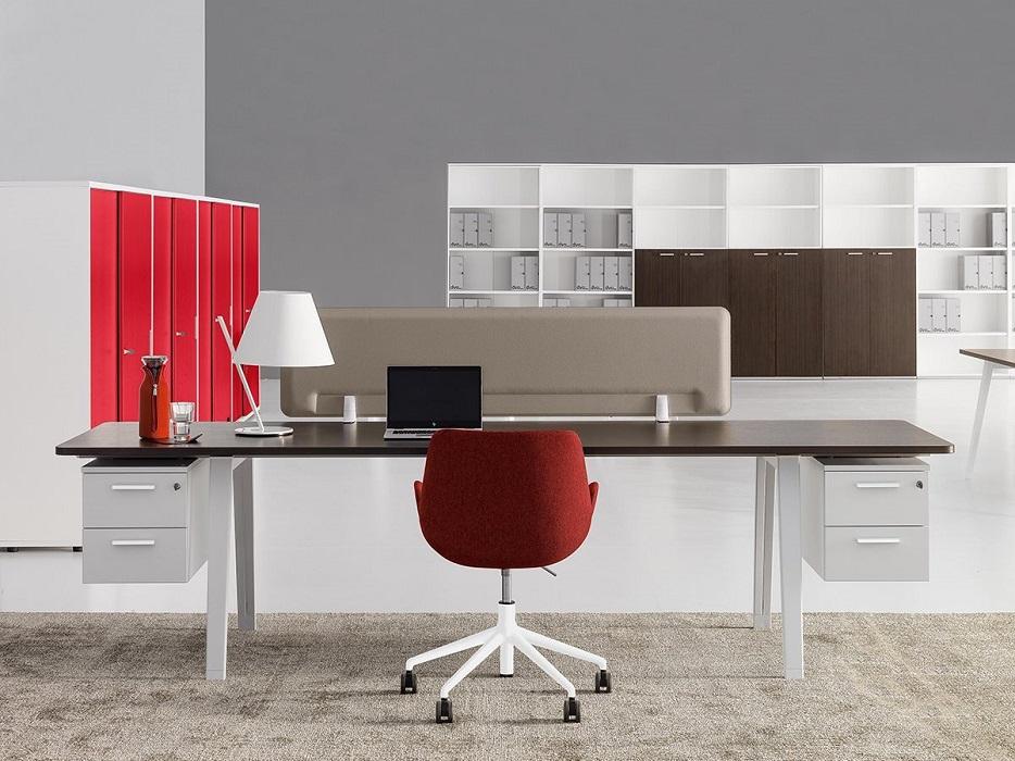 e-place tavolo scrivania lungo - riganelli