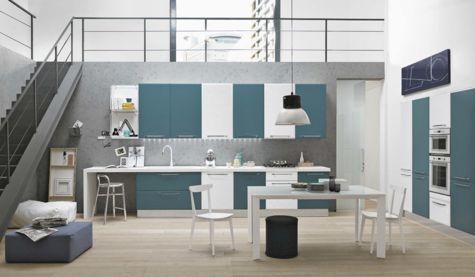 Awesome Cucine Moderne Colorate Ideas - Design & Ideas 2017 - candp.us