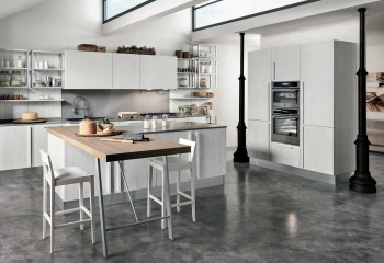Cucina Essenza design moderno accessibile